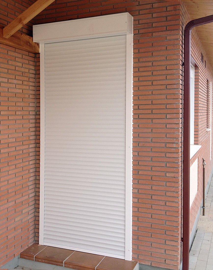 Persiana mini persysol soluciones profesionales - Puertas de persiana ...