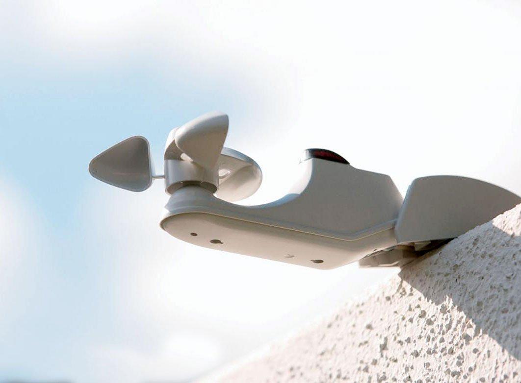 Sensor viento para toldo persysol soluciones profesionales for Sensor viento para toldos